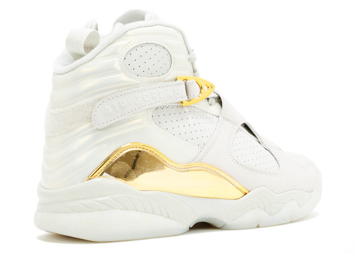 "Air Jordan 8 Retro ""C&C Champagne""Mens"