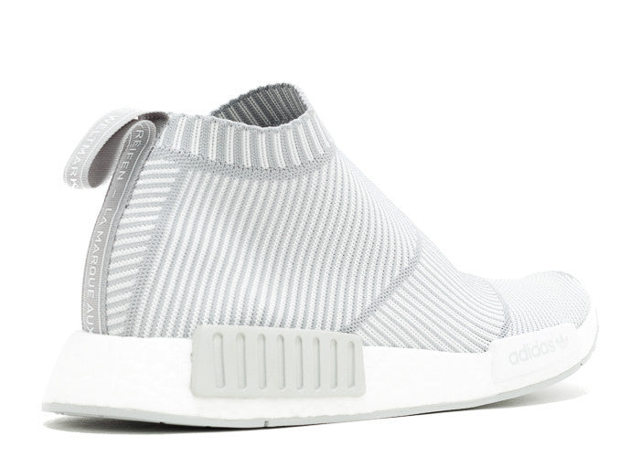 "Adidas NMD City Sock ""Grey/White"