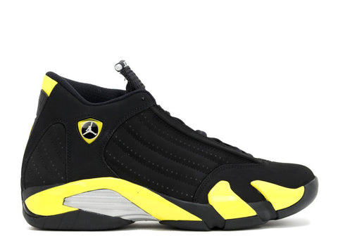 c1219f95fc40eb Air Jordan 14 Retro Thunder