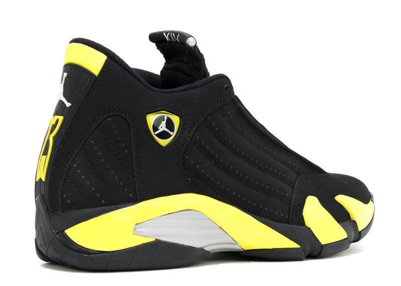 newest 9d66a 54d86 Air Jordan 14 Retro Thunder