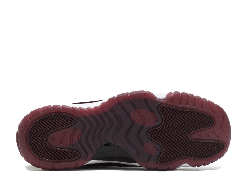 Air Jordan 11  Retro Maroon Heiress Velvet GS