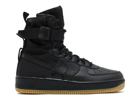 Nike SF Air Force 1 Black Gum (2017 No Bag)