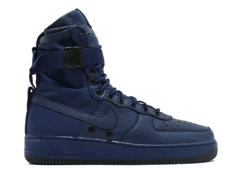 Nike SF Air Force 1 Binary Blue (W)