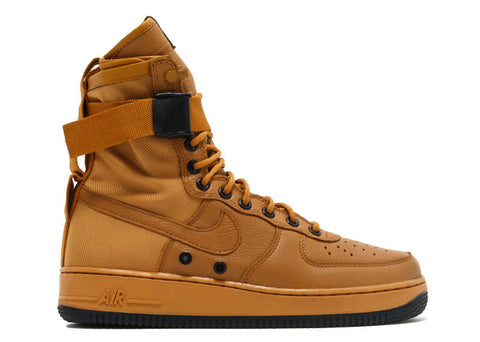 Nike Womens Special Field Air Force 1 Wheat