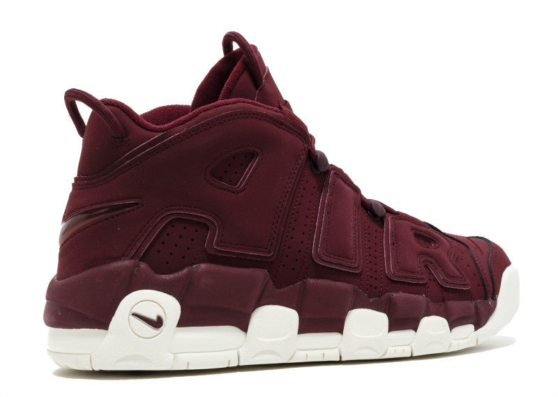 Nike Air More Uptempo Night Maroon