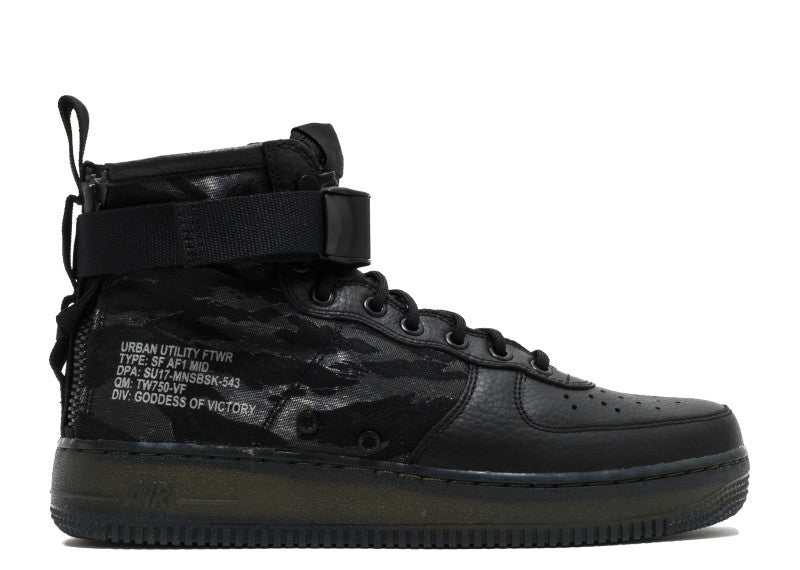 wholesale dealer e8b90 e73f3 Nike Special Field Air Force 1 Mid Tiger Camo