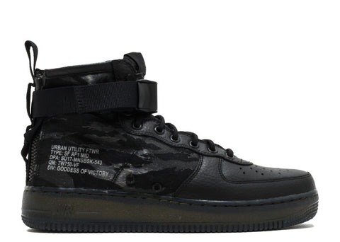 Nike Special Field Air Force 1 Mid Tiger Camo