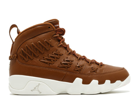 Air Jordan 9 Retro Pinnacle Pack Brown
