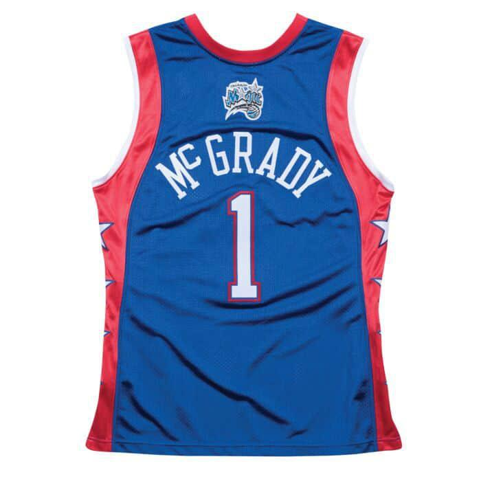 Mitchell & Ness All Star East Authentic Jersey - Tracy Mcgrady #1