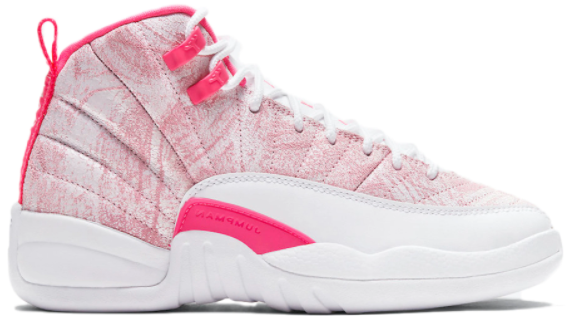 Air Jordan 12 Retro Arctic Punch (GS)