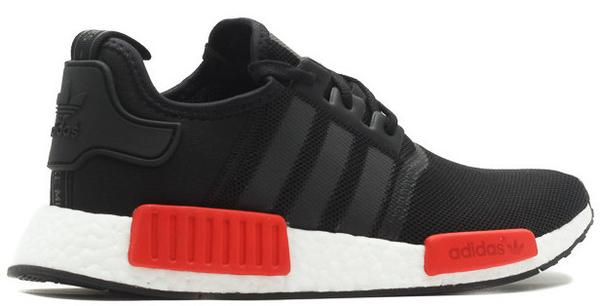 Adidas NMD R1 Black Red