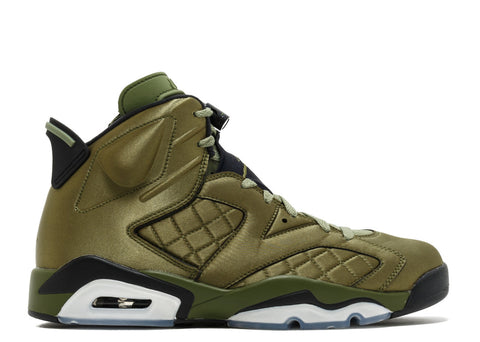 Air Jordan 6 VI Retro Pinnacle Flight Jacket