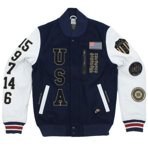 Nike 20th Anniversary USA Dream Team Destroyer Jacket