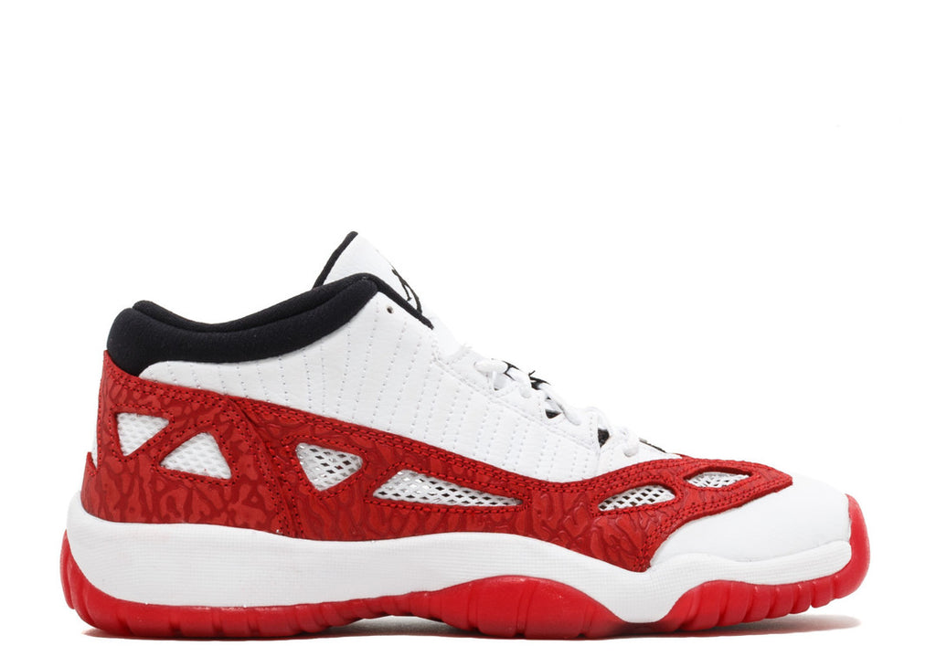 finest selection 325ab e1c74 Air Jordan 11 Low IE Fire Red GS