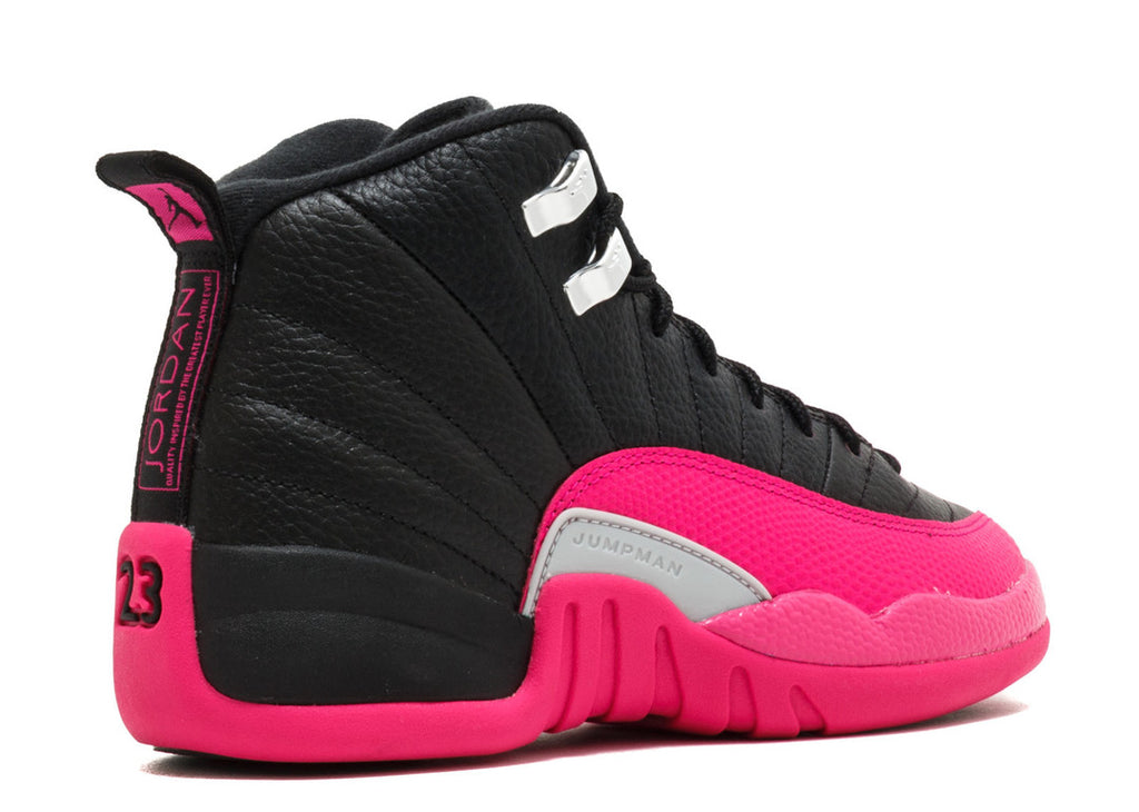 size 40 fa934 dfec1 Air Jordan 12 Retro Deadly Pink GS