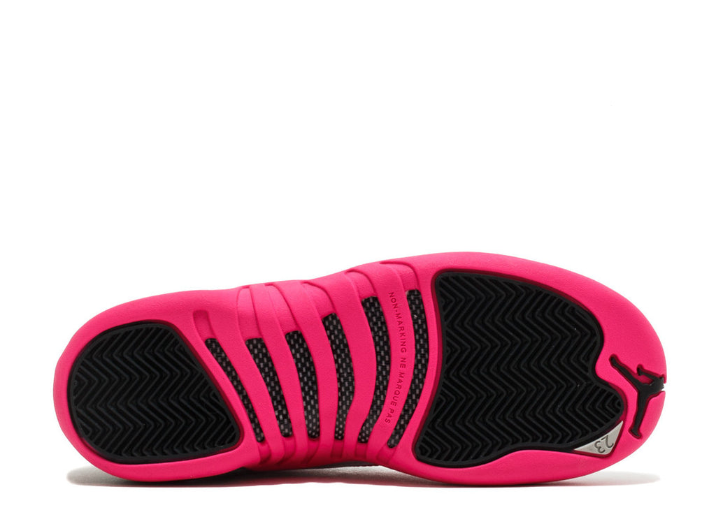Air Jordan 12 Retro Deadly Pink GS