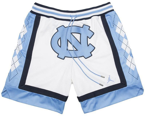 Just Don x Air Jordan UNC Home Shorts