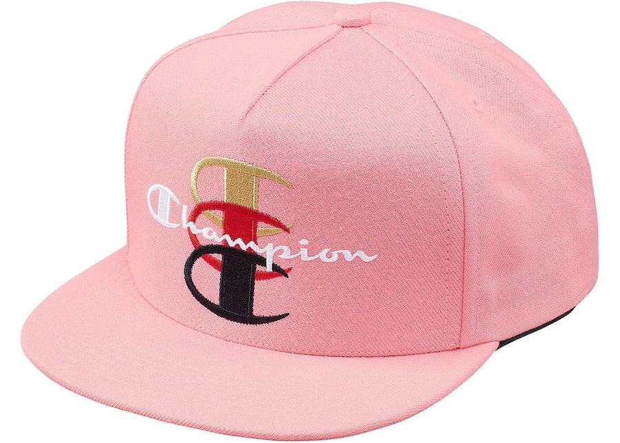 Supreme Champion 5-Panel (FW17) Pink