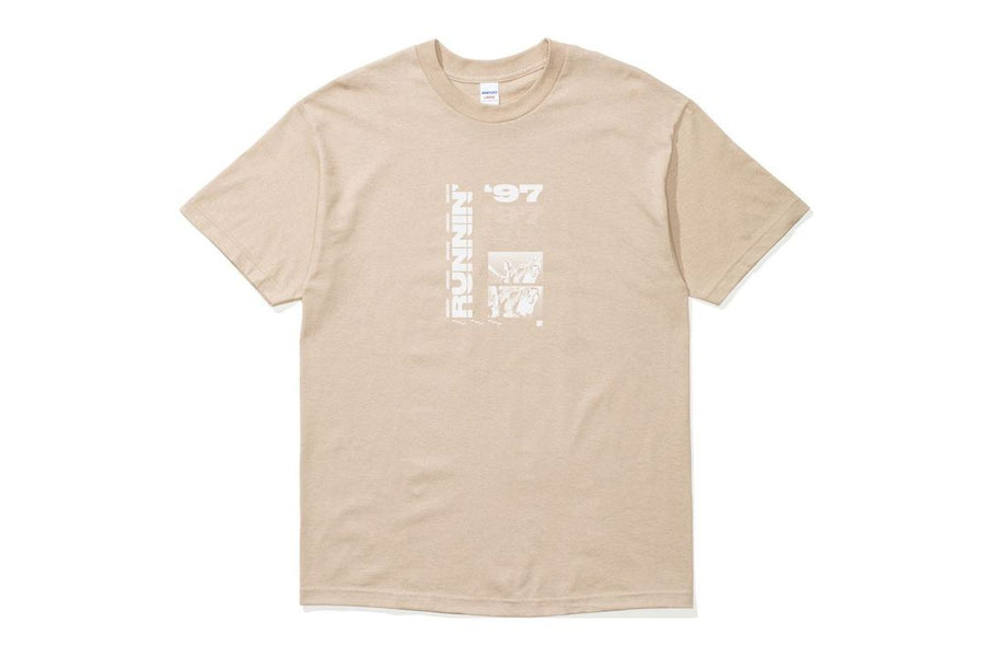 Undefeated Beige Running 97 T-Shirt