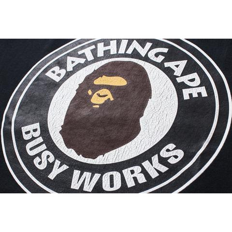 Bape Busy Works Vintage Wash Tee