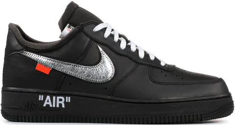 Nike Air Force 1 '07 Virgil X Moma Off White Black