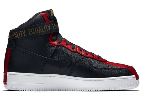 Nike Air Force 1 High BHM QS 2018