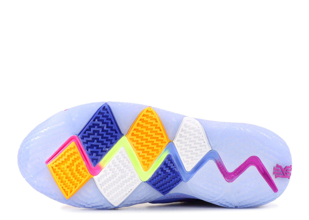 separation shoes dfabd 4609a Nike Kyrie 4 Confetti GS