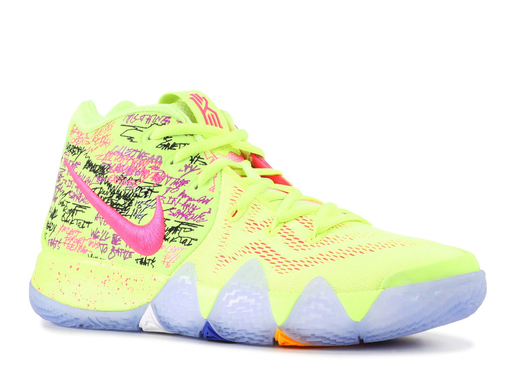 separation shoes 6be28 dcfb6 Nike Kyrie 4 Confetti GS