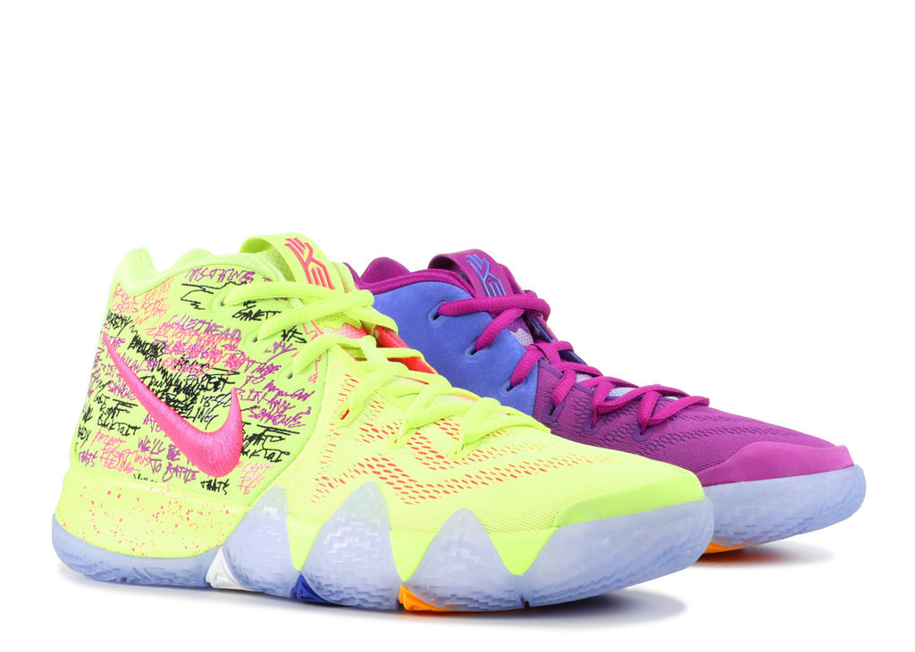 separation shoes 1f191 df442 Nike Kyrie 4 Confetti GS