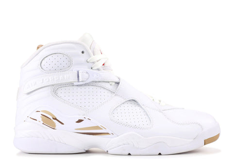 sports shoes c30a7 e0021 Air Jordan 8 Retro OVO White
