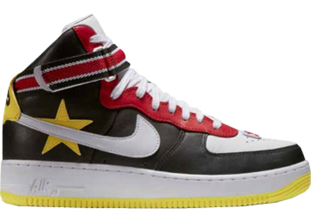 info pour 1c10f 1c60d Air Force 1 High Riccardo Tisci All-Star 2018 (Black)