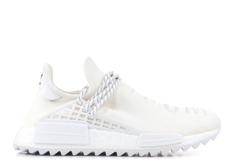 Adidas Pharrell Human Race Trail Blank Canvas