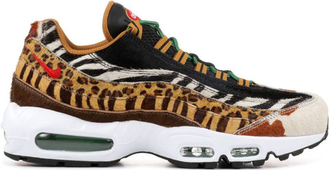 "AIR MAX 95 DLX ""ATMOS"" (All Black Box) Men's"