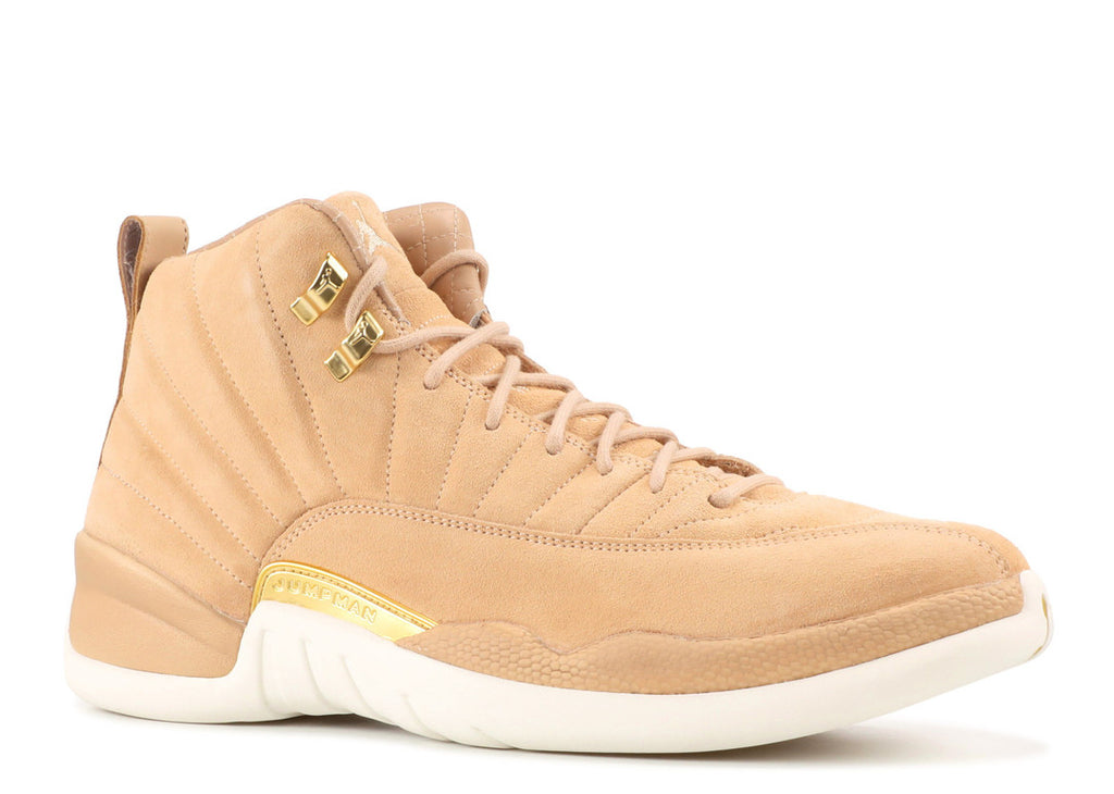 Air Jordan Womens 12 Retro Vachetta Tan