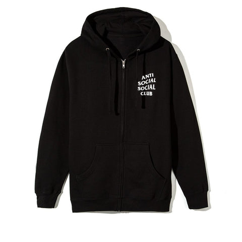 Anti Social Social Club Zip Up Hoodie