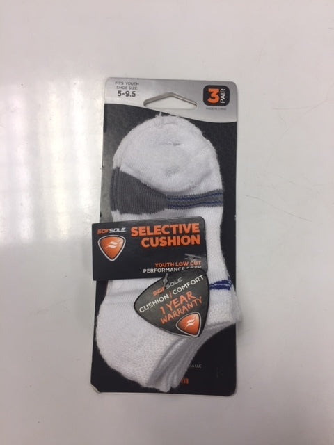 SofSole Selective Cushion Socks Youth