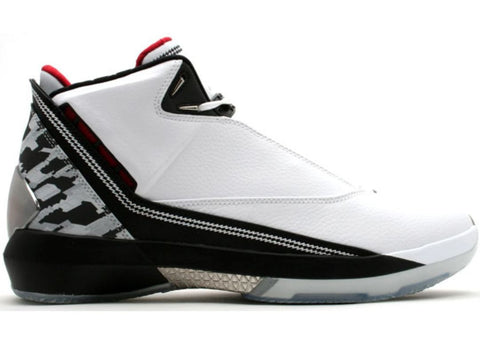 Jordan 22 OG White Varisty Red