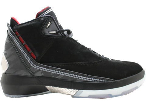 Jordan 22 OG Black Varisty Red