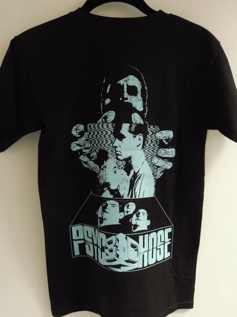 "Bow3ry ""Psychose"" SS T - Black"