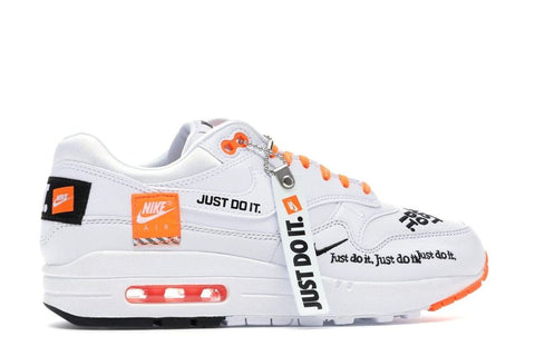 Nike Air Max 1 Just Do It White (W)
