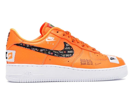 Air Force 1 Low Just Do It Pack Total Orange