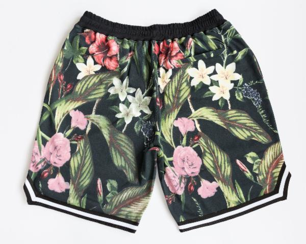 Rubbish NYC Floral Shorts
