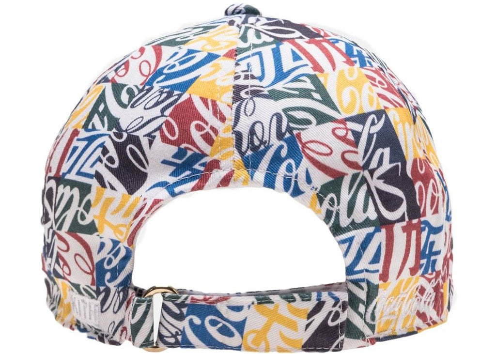 Kith x Coca-Cola Cubed Global Cap Multi