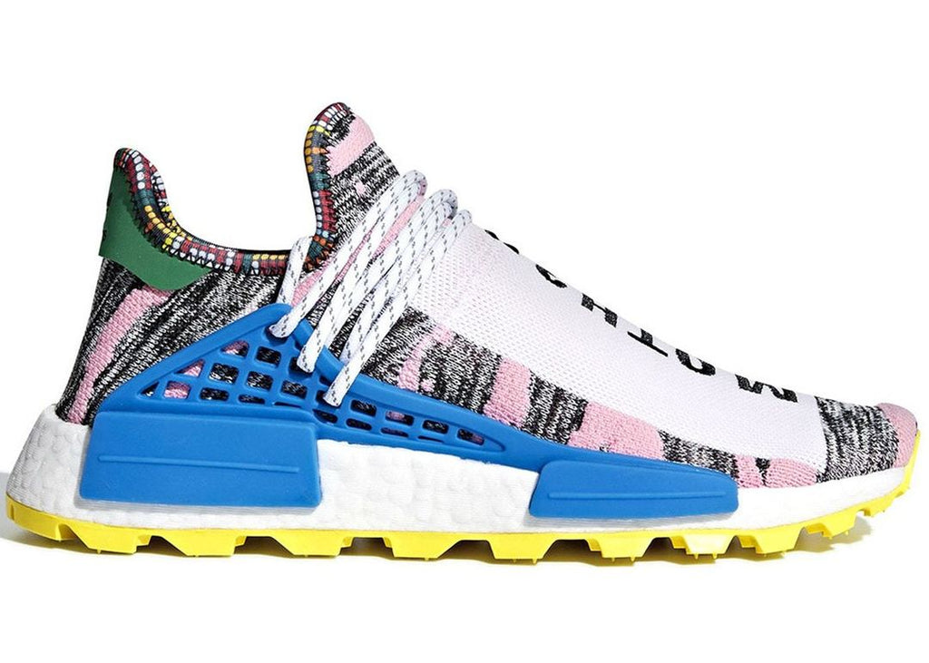 eded0f1ef52f Adidas NMD Hu Pharrell Solar Pack Mother – Kickzr4us