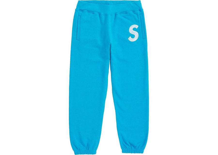 Supreme S Logo Sweatpant Bright Royal