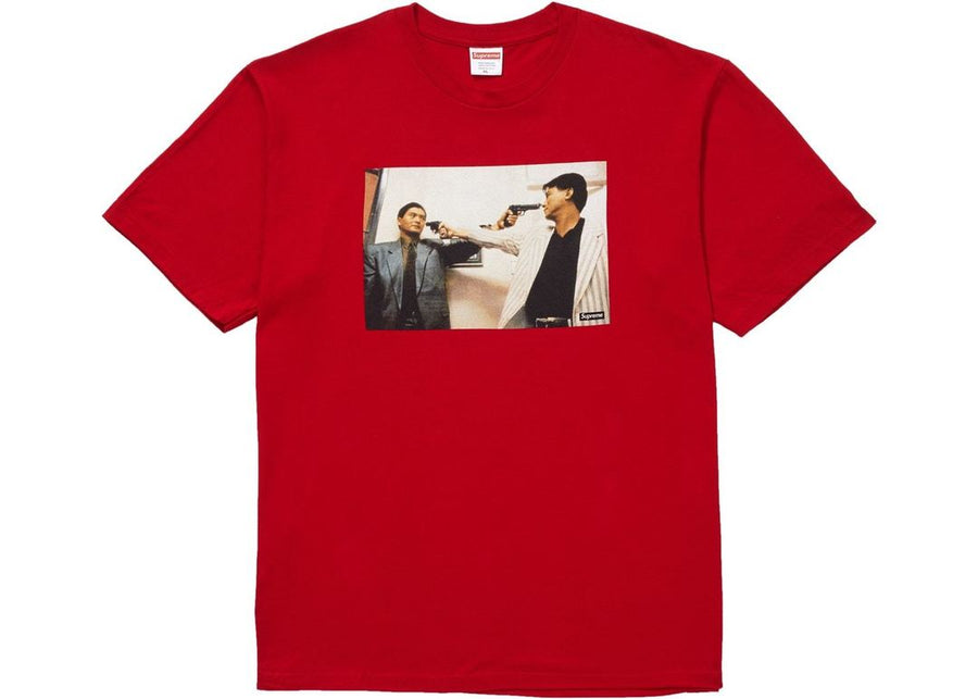 Supreme The Killer Trust Tee Red