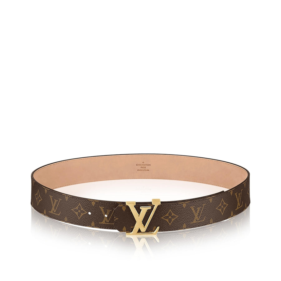 Louis Vuitton Monogram Initials Monogram Canvas