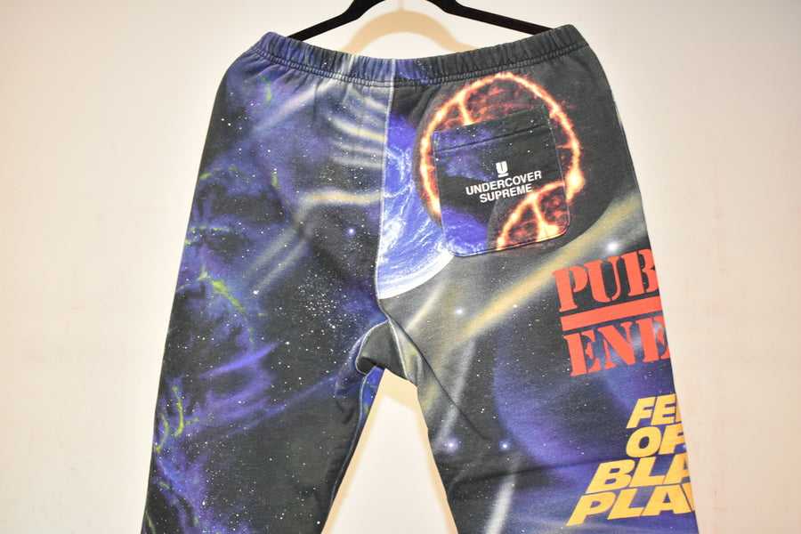 Supreme UNDERCOVER/Public Enemy Sweatpant Multi