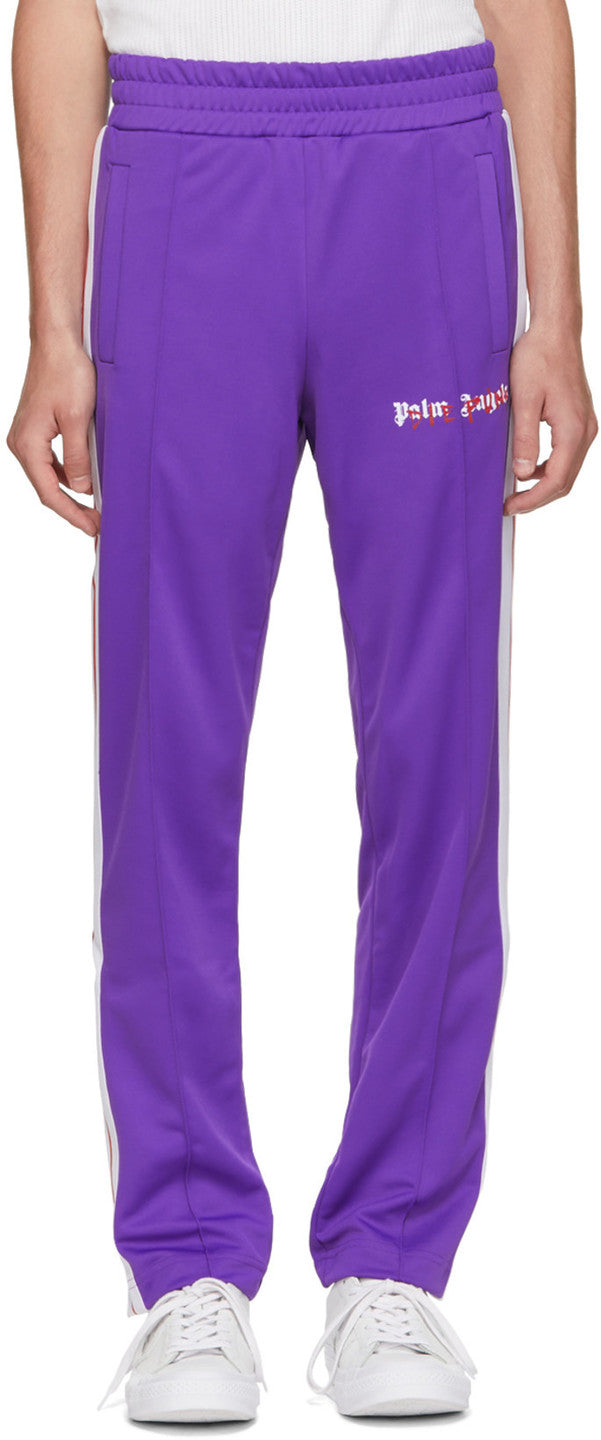 Palm Angels  Purple Playboi Carti Edition 'Die Punk' Track Pants