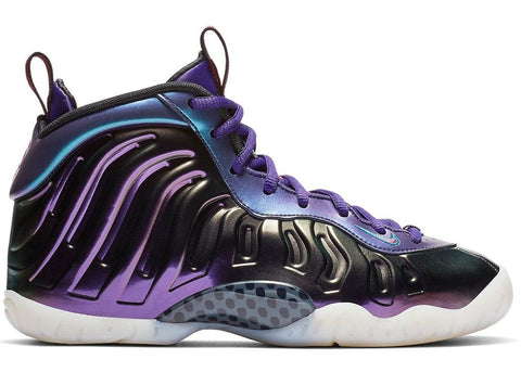 Air Foamposite One Iridescent Purple (GS)